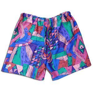 Custom Handmade Will Smith/Aunt Viv 1990s Shorts